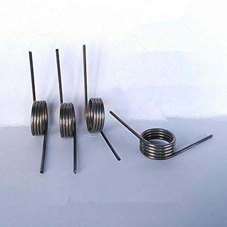 125-300 Taglia : 125mm length mm Lunghezza F-MINGNIAN-SPRING 1pc OEM molla in acciaio lungo molla a trazione con ganci 2 millimetri filo Diametro x 18mm Out Diametro X