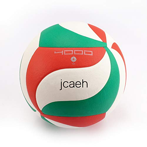 Jcaeh Beach Balls Waterproof for Indoor Games Outdoor Pool Toy for Kids and Adults