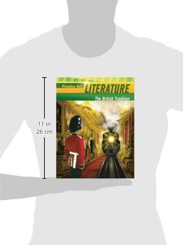 PRENTICE HALL LITERATURE 2010 READERS NOTEBOOK ADAPTED GRADE 12