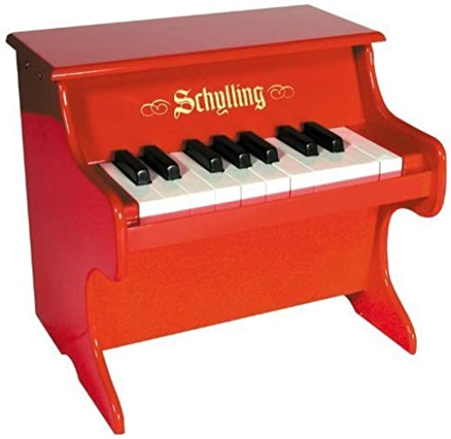 Mini rot Piano by Schylling