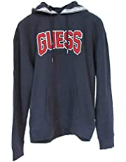 Guess Hoodies for Men, Size M, Blue