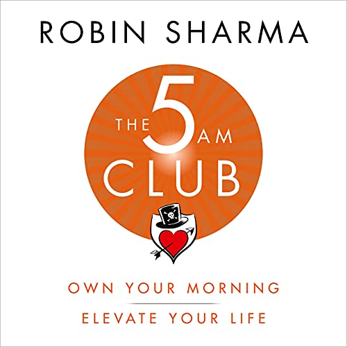 The 5AM Club Audiobook By Robin Sharma cover art