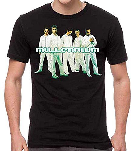 Dazzle Camiseta Backstreet Boys Camiseta escotada Slim-fit para Hombre