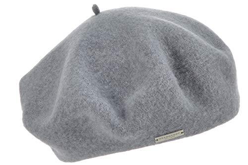 Seeberger Serie Scheffau Damenmütze, Grau One size