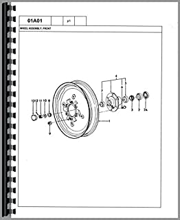 ford 545 loader