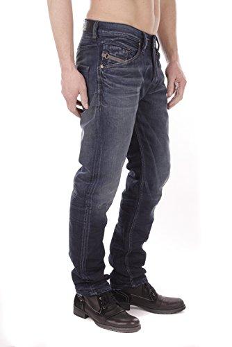 Jean Dieel 0845A - Jeans da uomo, colore: Blu blu 30