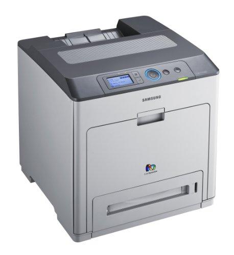 SAMSUNG CLP-775ND Farblaserducker grau