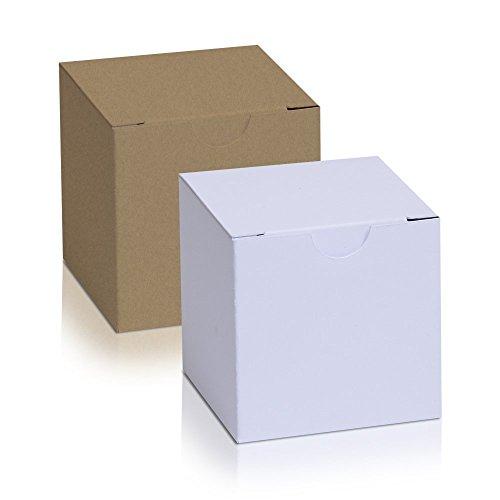 Caja de almacenamiento personalizable para manualidades.