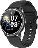 LQLD Reloj Inteligente para Hombres y Mujeres con Monitor de...