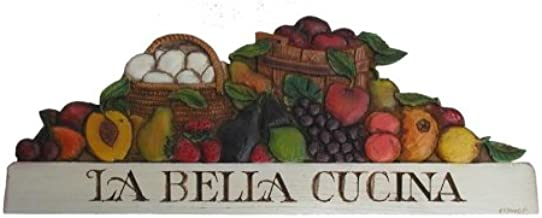 Best bella cucina sign Reviews
