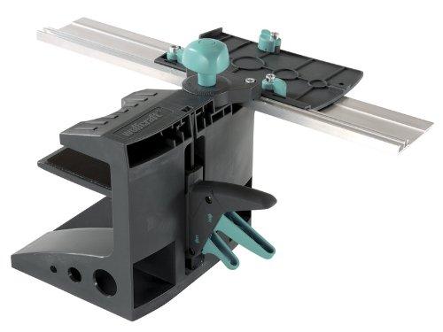 Wolfcraft PSD 250 6915000 - Guía soporte de corte para sierra de calar