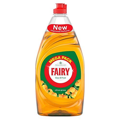 Fairy Citrus Grove Washing Up Liquid, 820ml