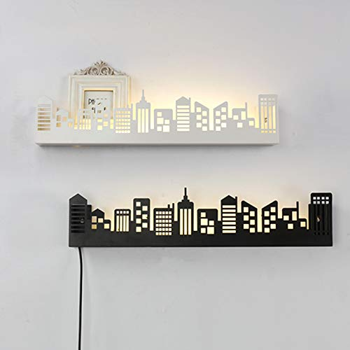 Nieuwe wandlamp moderne eenvoudige persoonlijkheid creatieve nachtkastlamp mode hooghuis kunst lamp gang lamp spiegel voorlamp