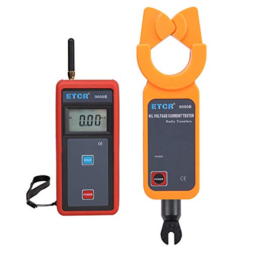 Lowest Prices! XINXI-MAO Safe Meter Test Data Wireless Transmission Digital Ammeter with High/Low Vo...
