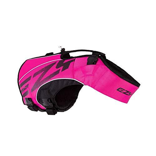 EzyDog X2 Boost-Schwimmweste für Hunde, Größe XS, Pink