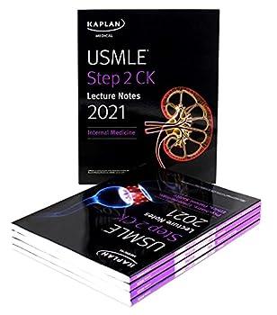 USMLE Step 2 CK Lecture Notes 2021  5-book set