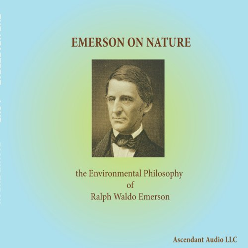 Emerson on Nature audiobook cover art
