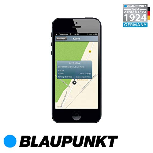 Blaupunkt BPT1500+ Basic GPS Diebstahlschutz GPS Ortung Alarm Tracker PKW Auto Motorrad LKW Tra Abbildung 3