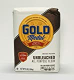 Gold Medal Enriched Presifted Unbleached All Purpose Flour 5 Ibs
