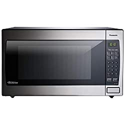 top 10 panasonic microwaves Microwave oven Panasonic NN-SN966S Worktop Stainless steel / Inverter technology built-in …