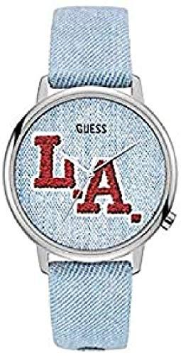 Reloj Guess Originals Reloj Analógico-Digital para Adultos Unisex de Cuarzo con Correa en Aleación 1