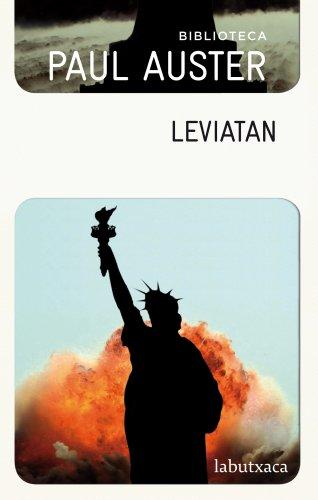 Leviatan: Biblioteca Paul Auster (LABUTXACA BIBLIO AUTOR)