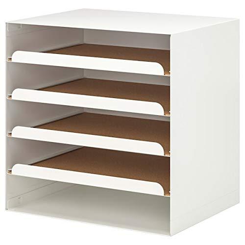 Ikea KVISSLE Briefkasten, Weiß