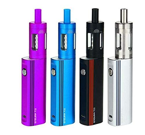 Endura T22 E-Zigarette Starterset - Original INNOKIN, Nikotinfrei Farbe:schwarz