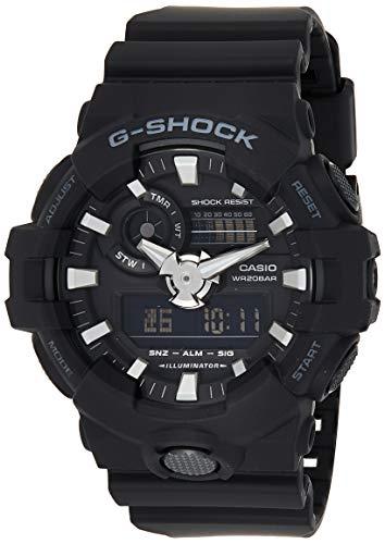 Relógio Casio G- Shock Anadigi Masculino GA-700-1BDR