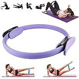 VANUODA Pilates Ring, Fitness Resistance Training Yoga Ring,...