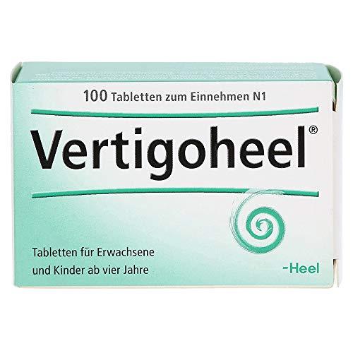 Vertigoheel, 100 St. Tabletten