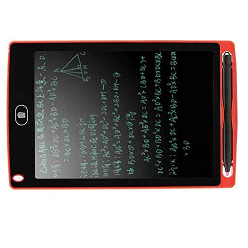 8.5 Inch LCD Writing Erase Tablet van de Tekening Portable Paperless LED Notepad Herschreven Pad Kinder Giften