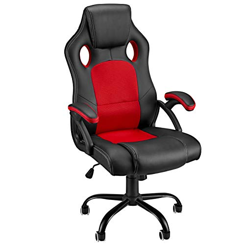 Video Game Chairs High Back Tall Gaming Computer Chair Racing Office Chair...