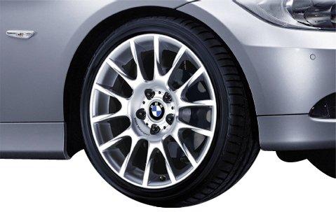 Original BMW Alufelge 3er E90 E91 E92 E93 Radialspeiche 216 in 18 Zoll für hinten