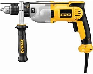 DEWALT Hammer Drill Kit, 1/2-Inch, 10-Amp, Pistol Grip (DWD520K )