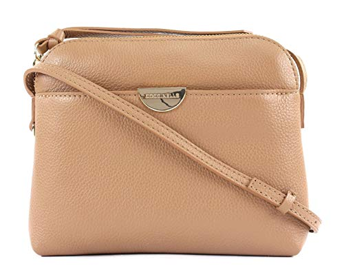 Coccinelle Mini Bag Half Crossbody Bag Desert