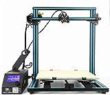 CR-10 3D Printer 19.68' x 19.68' x 19.68' DIY Desktop Kits 0.1mm Max 200mm/s Industrial Grade PLA Self-Assembly LCD On/Off-Line FDM Desktop DIY Education Artistic Design Blue