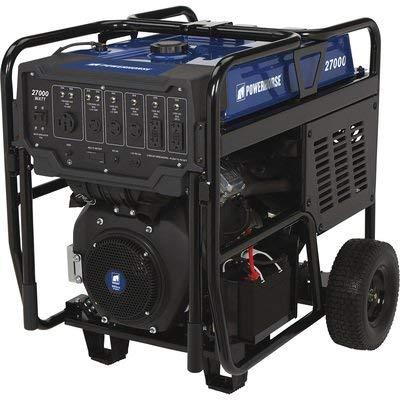 Powerhorse Generator with Electric Start - 27,000 Surge Watts, 18,000 Rated Watts