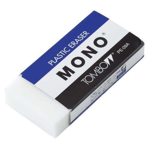 トンボ鉛筆 消しゴム モノ PE-09A 2個セット