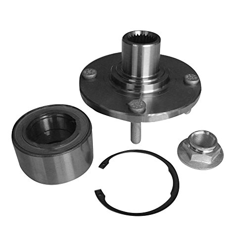 GSP 119510 Wheel Bearing and Hub Assembly - Left or Right Front (Driver or...