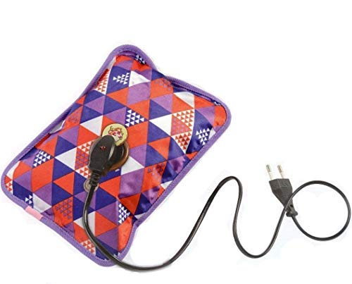 Asbob® electric heating pad for pain relief hot bottle pouch (Multicolour & Multi Design)