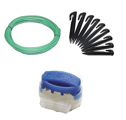 Repair Kit M+ Worx Landroid WG75 WG79 Cable Ganchos Unión Reparación Paquete