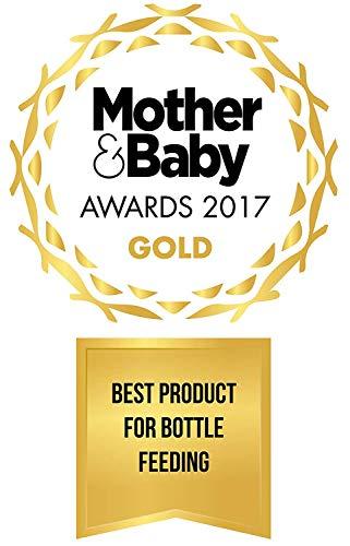 Botella NUK First Choice 240ml de vidrio con tetina de...