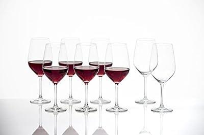 Schott Zwiesel Forte Red Wine, 17.3 Ounces - Buy 6 Get 8 -