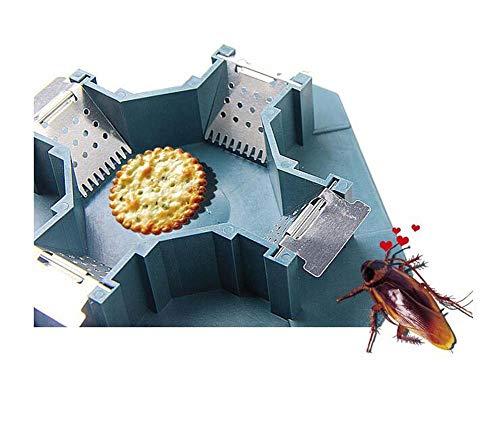 YOOOOP Seguro Eficiente Anti Cucarachas Trampa Killer Plus Repelente grande Sin contaminar...