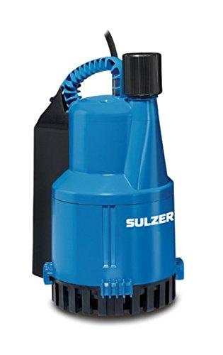 ABS Tauchpumpe Schmutzwasserpumpe Entwässerungspumpe Robusta 300 W/TS