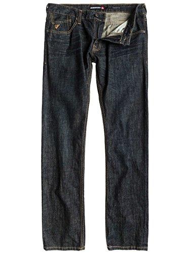 Quiksilver Matt Ador - Pantalones Vaqueros para Hombre Azul Aged Talla:32