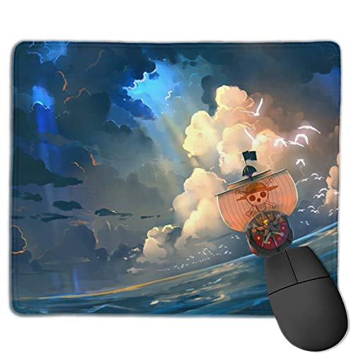 One Piece Mouse Pad Anime Gaming Mouse Pad Waterproof Mousepad Personalized Non-Slip Mouse Mat