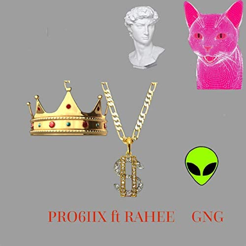 Pro6IIX feat. Rahee