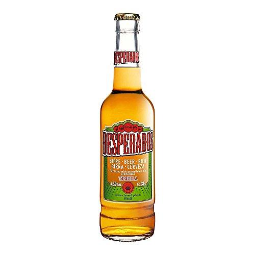 Desperados Tequila 33 cl (Packung mit 24 x 330 ml)